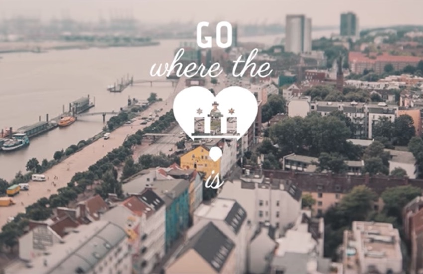 Hamburg Tourismus - Go where the heart is